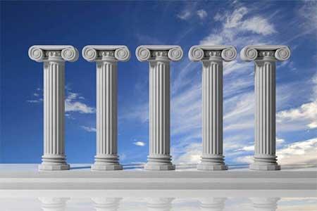 Os cinco pilares que farão de você um grande empreendedor