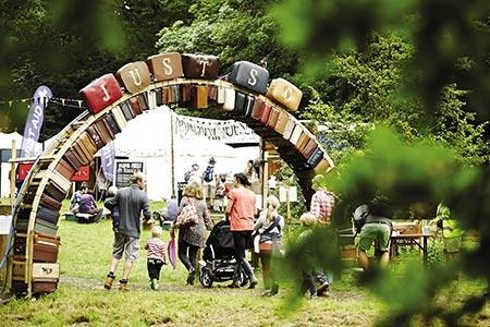 Um festival de artes para toda família
