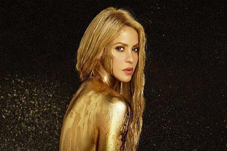 Shakira em São Paulo