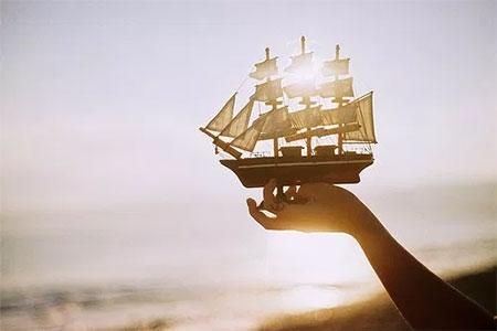 Seja capitão do seu barco