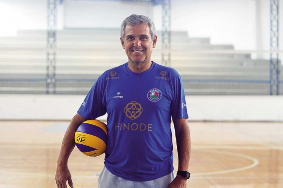 Zé Roberto Guimarães e sua bela história no esporte brasileiro