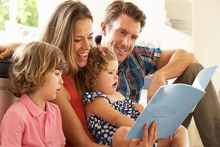 A importância da família no desenvolvimento das crianças