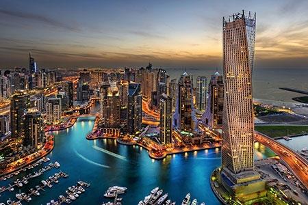 Emirados Árabes – parte 1