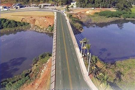 Prefeitura de Santana de Parnaíba anuncia para daqui 60 dias o início da construção da ponte sobre o rio Tietê