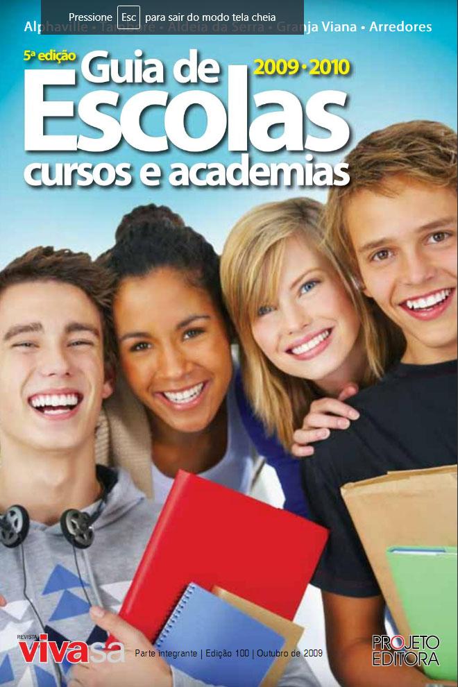 Guia educação 2009-2010