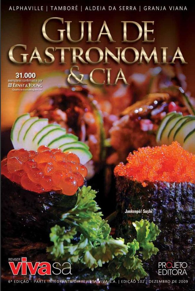 Guia Gastronomia 2009