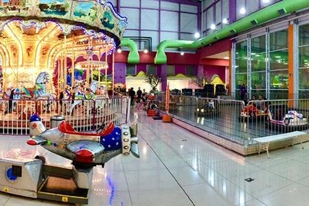 Neo Geo Family Garden do Parque Shopping Barueri inaugura área externa e traz novos brinquedos