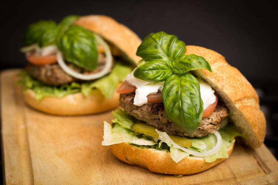 Geração de renda com hambúrgueres