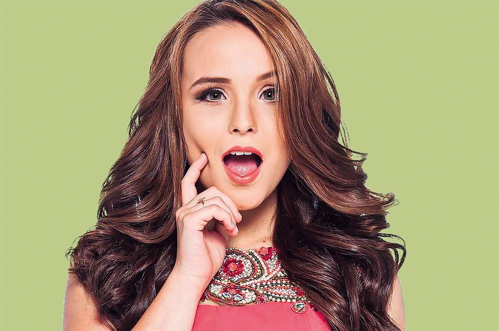 Larissa Manoela é a jovem do ano de 2019