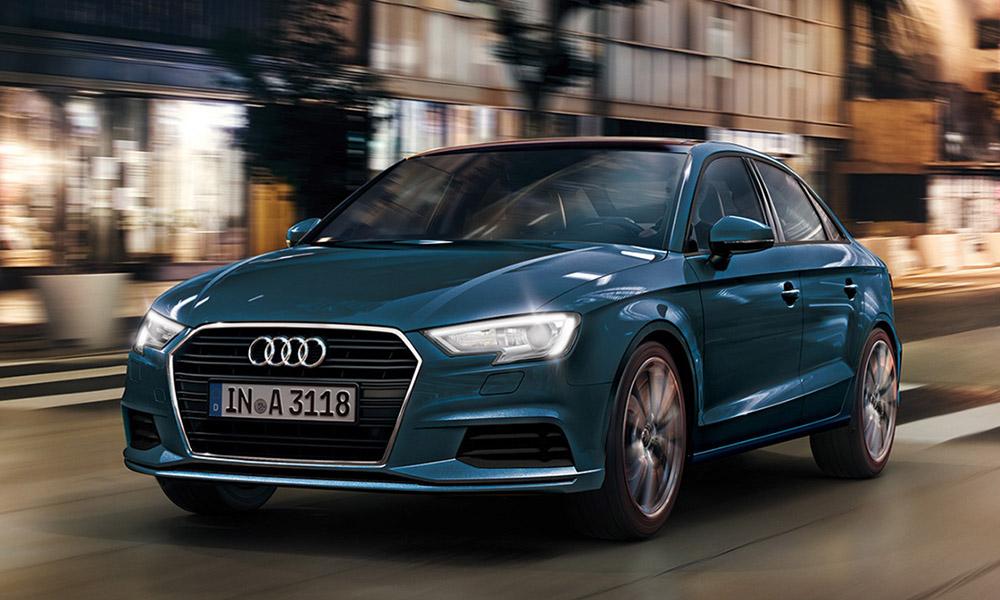 Shopping sorteia Audi A3