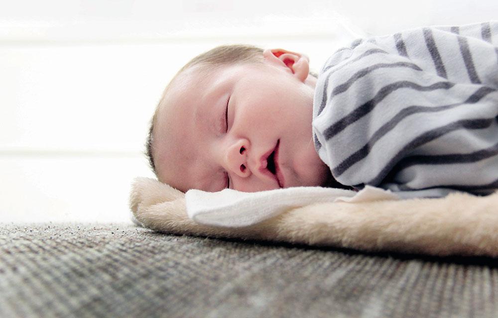 A alimentação e o sono do seu filho