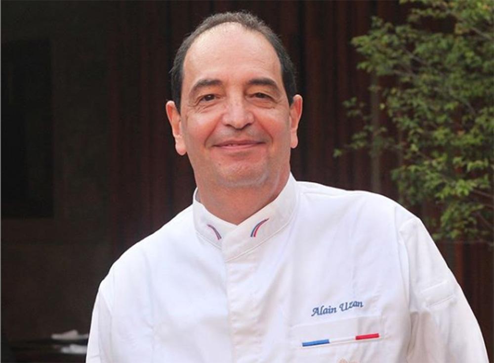 Alain Uzan: O Chef