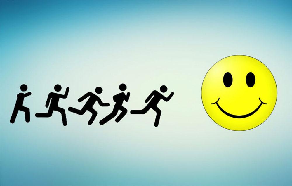 Transformação digital da felicidade!