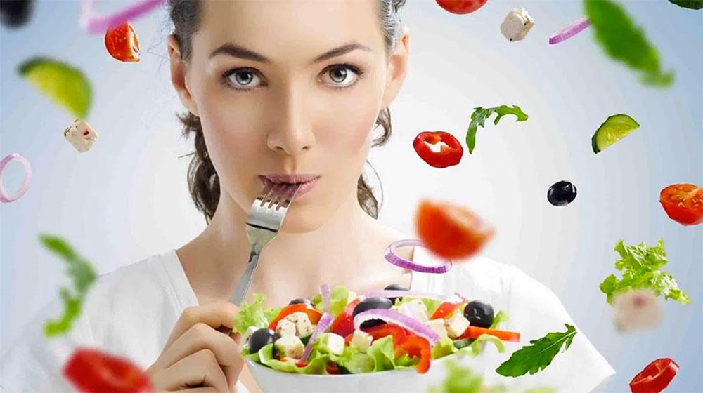 Alimentação saudável para uma vida de alta performance