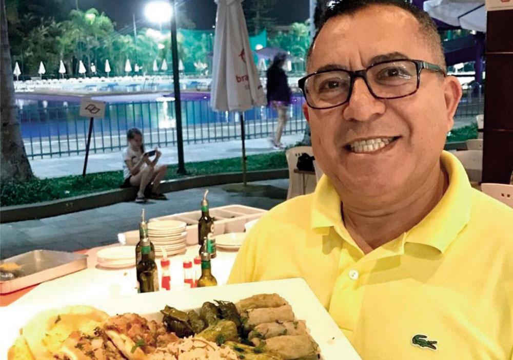 Noite Árabe: Sucesso às quintas-feiras no ATC