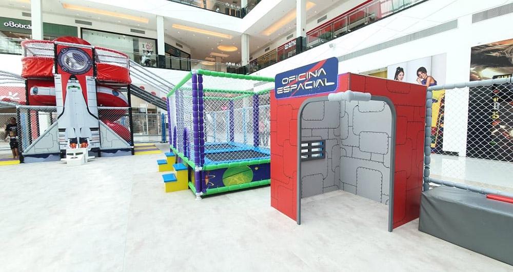 Parque Shopping Barueri inaugura atração infantil