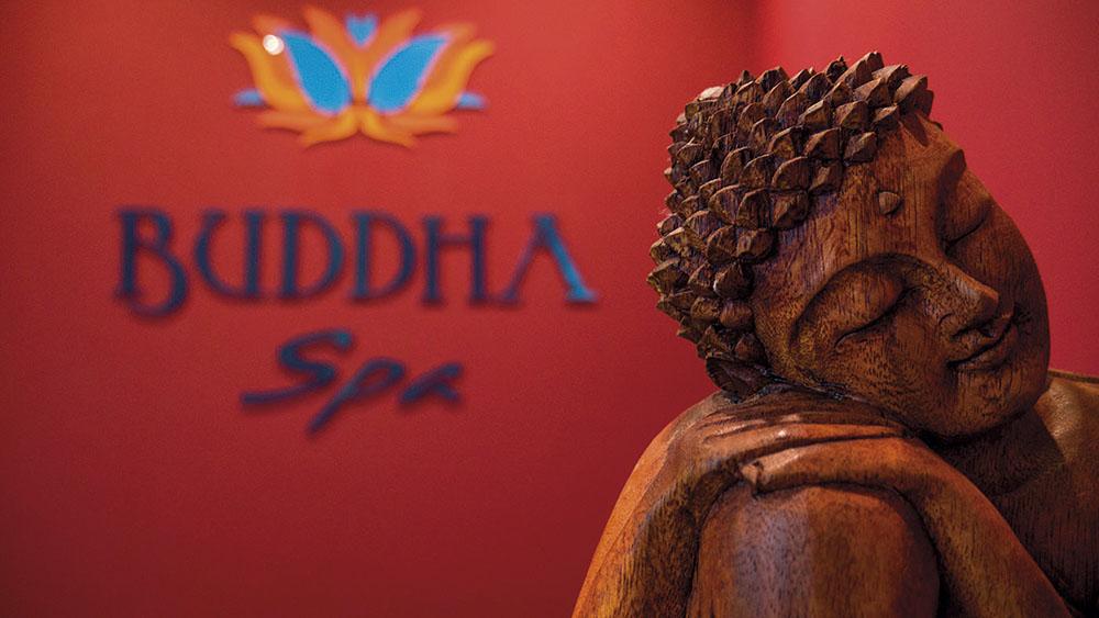 Mais um Buddha SPA em Alphaville