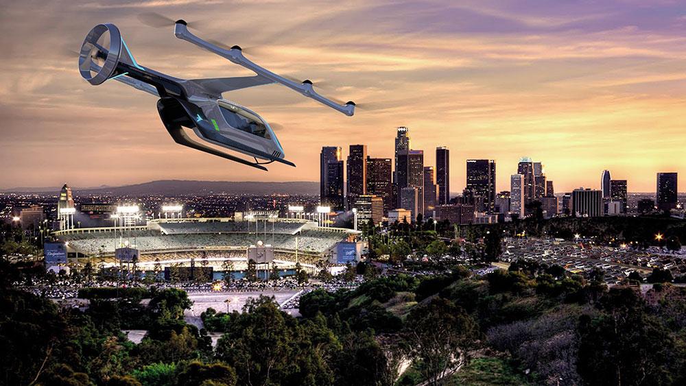 Uber Air: a visão mais ambiciosa para o futuro da mobilidade urbana