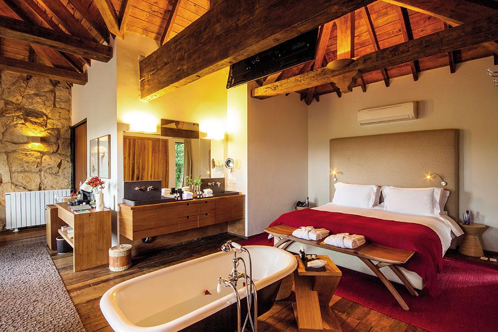 Na região de Campos do Jordão Botanique Hotel & Spa