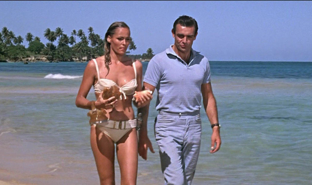Na Jamaica, com James Bond e Ian Fleming