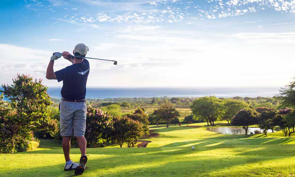 O golfe em tempos de pandemia