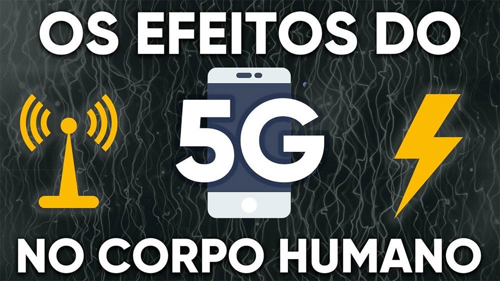 Pedro Loos – Ciência todo dia. Os efeitos do 5G no corpo humano