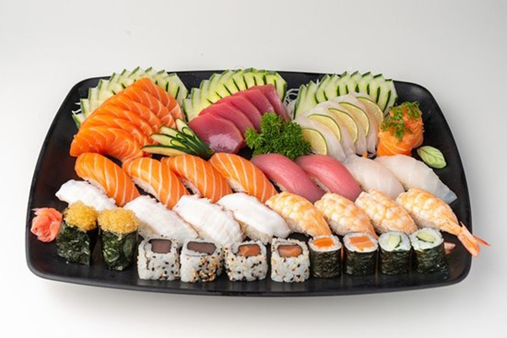 Jankenpô entrega em casa as delícias da culinária japonesa