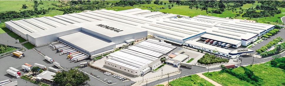 Mondial amplia produção no Brasil