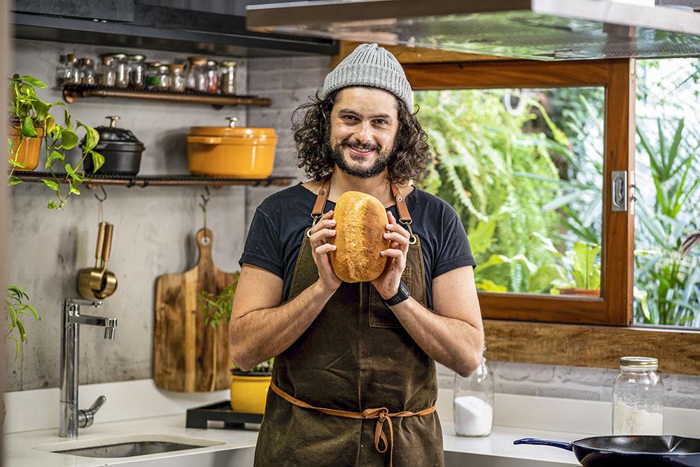 Mohamad Hindi – Ele é o cara que traduz a gastronomia para a moçada