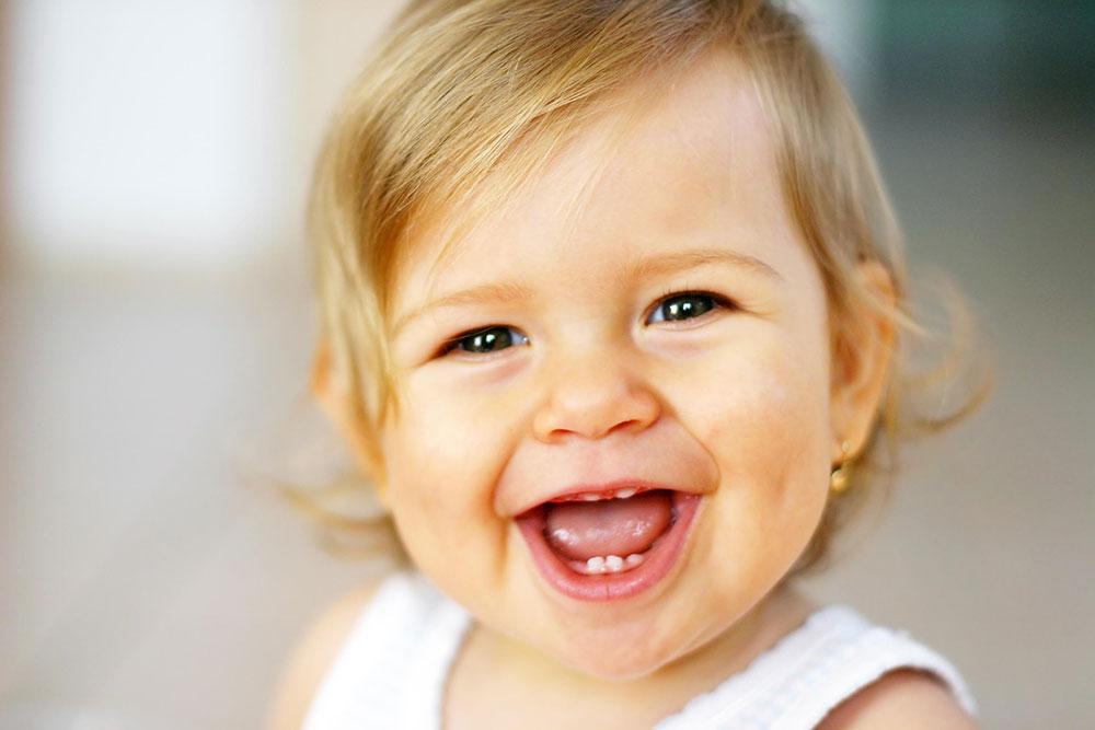 Nascimento dos dentinhos e a alimentação