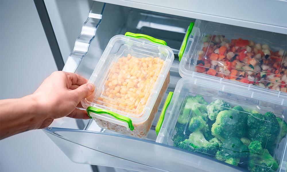 Sodexo lança e-book sobre congelamento de alimentos