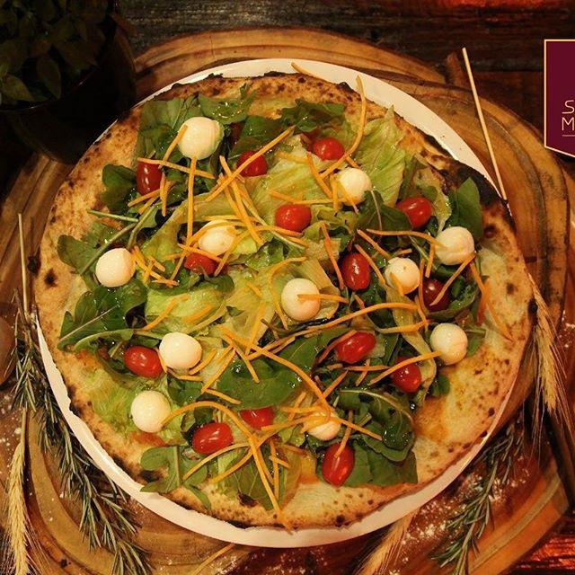 Pizza Napolitana de verdade