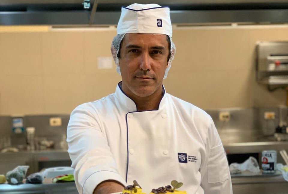 Renato Bueno morador de Barueri no MasterChef Brasil 2020