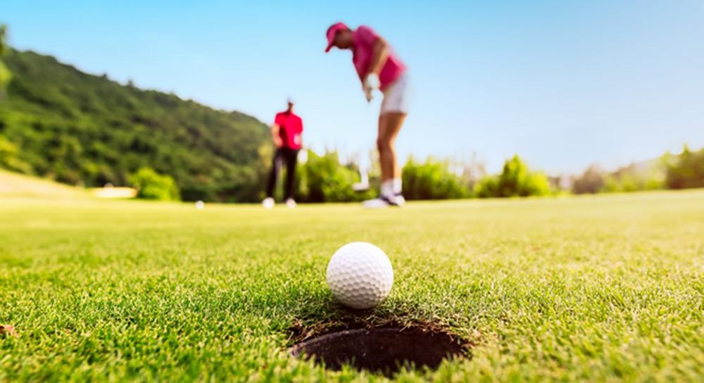 O nosso querido golfe