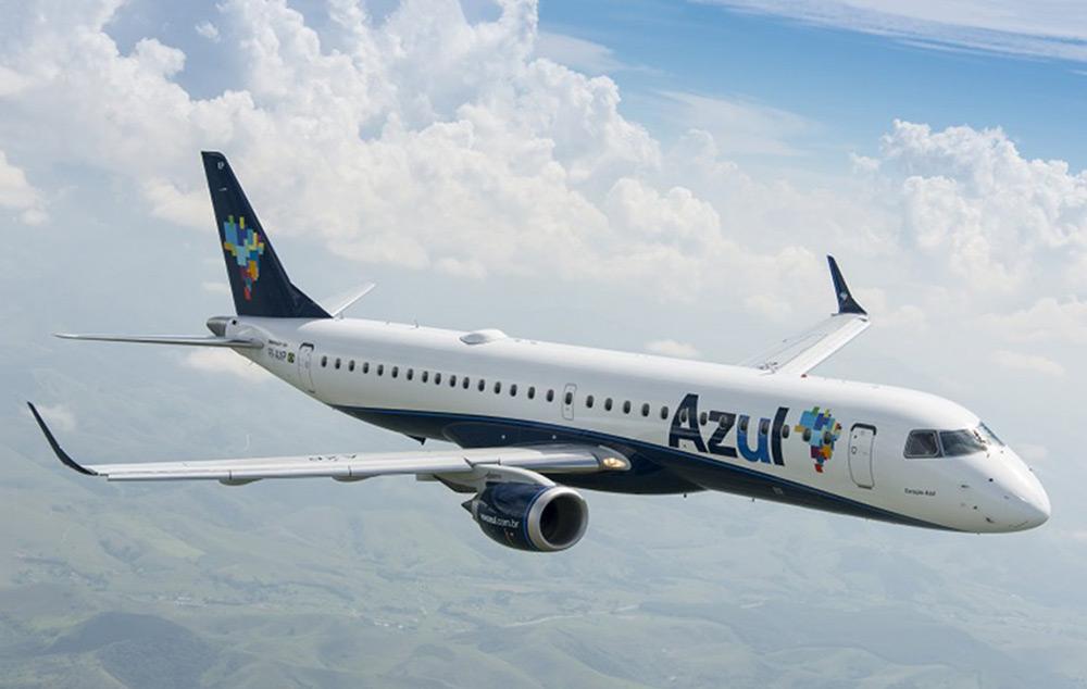 Novos voos regionais