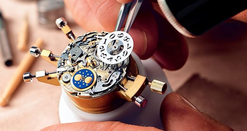 Conserte seu relógio ou jóia