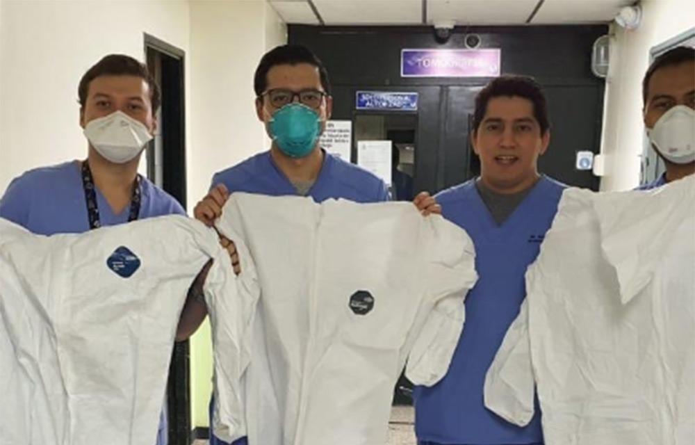 Dupont, doa 2 mil unidades de EPIs a centros médicos de São Paulo e Ilhéus, na Bahia