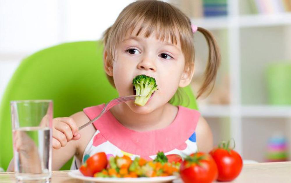 Mindful eating aplicado às crianças