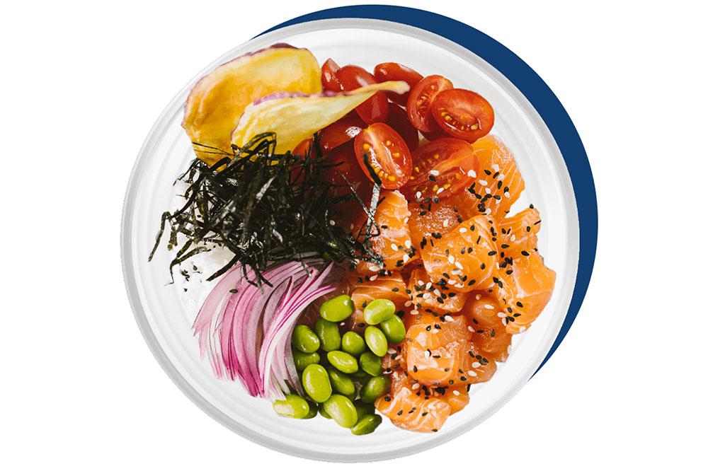 Yes Poke Fresh Food: refeição saudável e leve