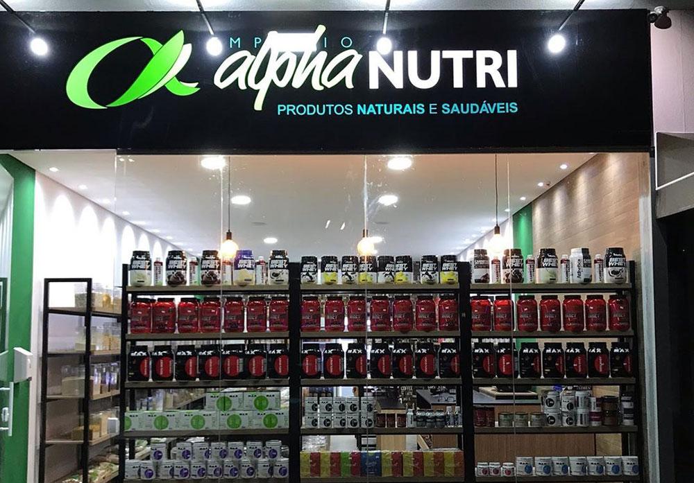 Novo Empório Alpha Nutri