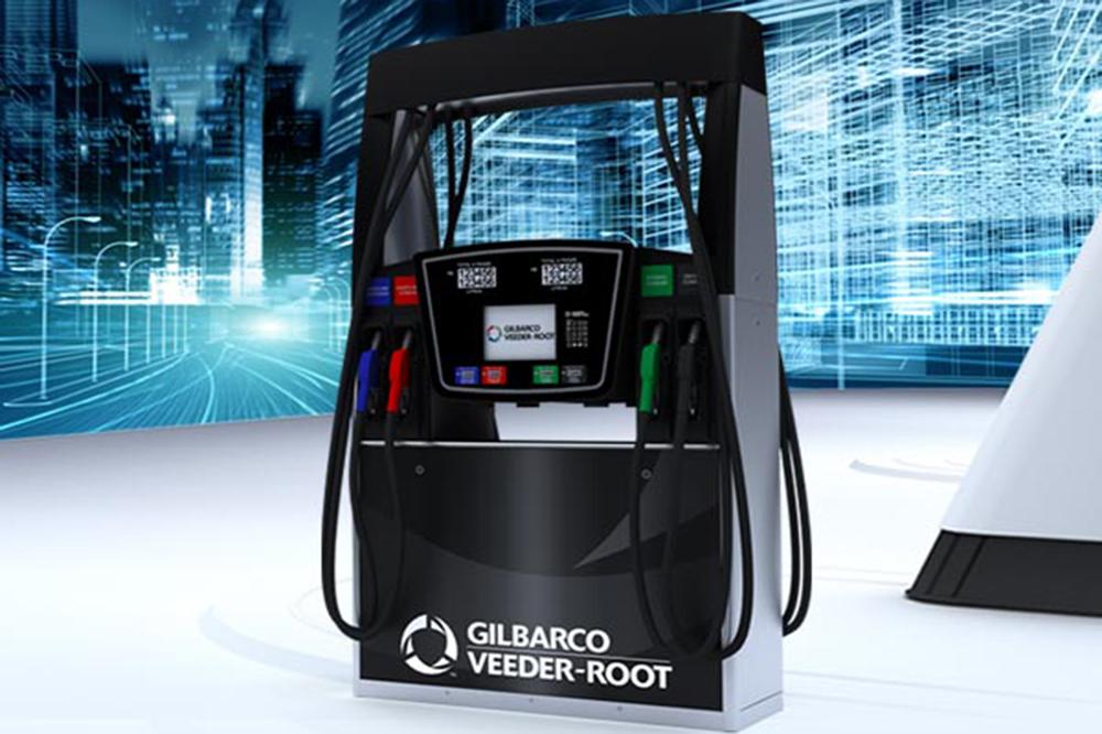 Gilbarco Veeder-Root, lança bomba de combustível inteligente com tecnologia e design nacionais