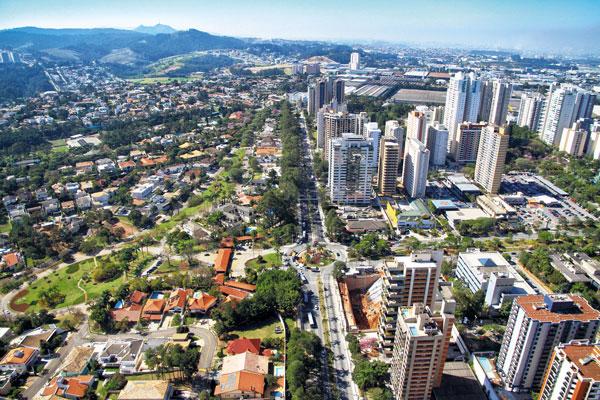 Mercado Imobiliário – Imóveis em Alphaville: A bola da vez entre os investimentos