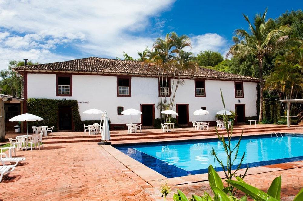Hotel Fazendão – Um paraíso a apenas 110 quilômetros de São Paulo