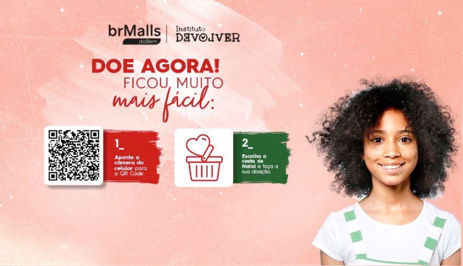Natal solidário do Shopping Tamboré