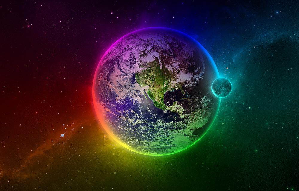 Feliz Mundo Novo! Era de Aquário, 200 anos regidos pelo signo e pelo amor, idade do ouro, quinta dimensão. Nossa 2021, seja bem vindo!