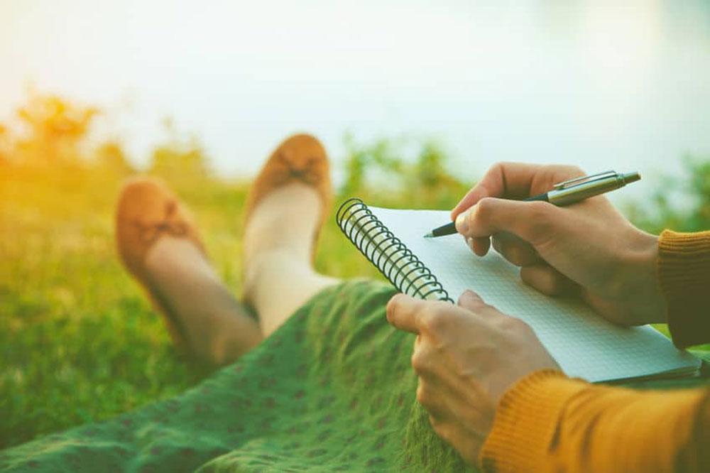 Seja autor da sua própria história