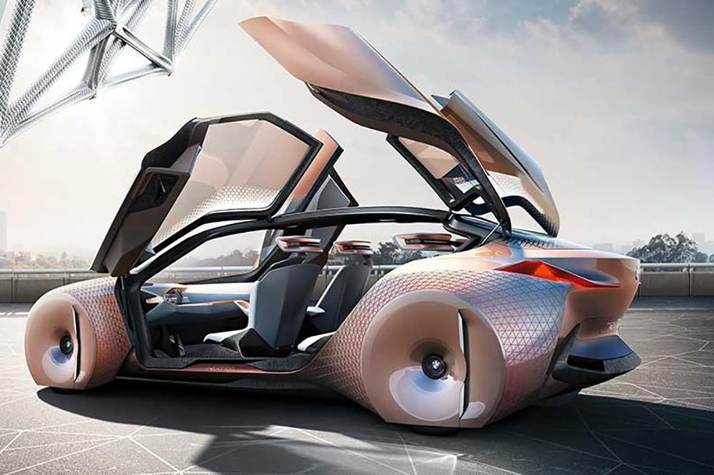 BMW VISION NEXT 100 – Descubra o futuro do prazer de dirigir
