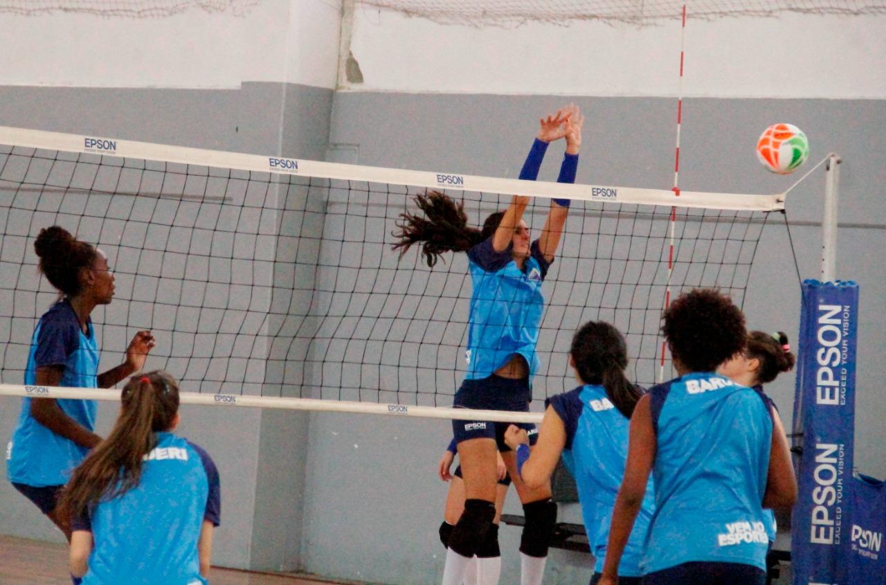 Barueri Esporte Forte realiza nova seletiva on-line de vôlei