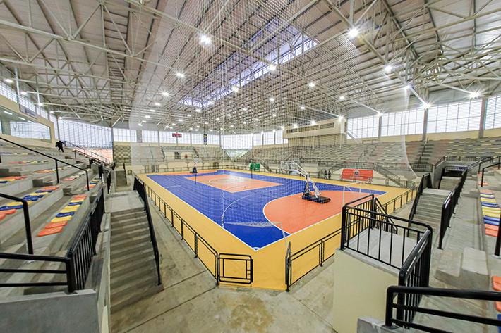 Arena esportiva em Parnaíba homenageia José Roberto Guimaraes