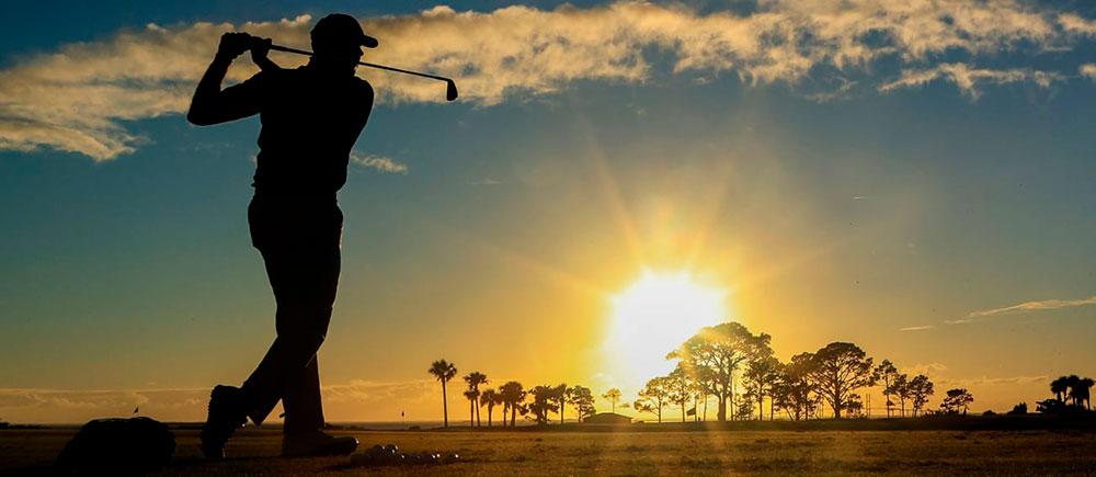O golfe em 2021